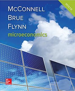 Solution manual Economics 21E Mcconnell