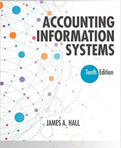 Test bank for Accounting Information Systems 0th Edition by Hall