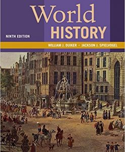 Test bank for World History 9th Edition by Duiker