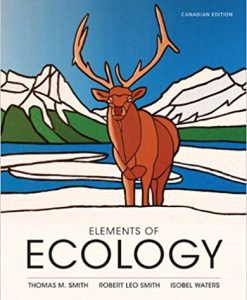 Solution manual Elements Of Ecology