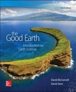 Solution manual The Good Earth Introduction To Earth Science 3E Mcconnell