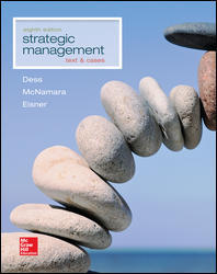 Test Bank Strategic Management Text And Cases 8E Dess