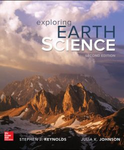 Solution Manual (Download Only) For Exploring Earth Science 2nd Edition By Stephen Reynolds,Julia Johnson, ISBN10 1259638618,ISBN 13 9781259638619