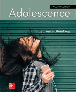 Solution Manual (Download Only) for Adolescence 12th Edition By Laurence Steinberg,ISBN 10 1260058891,ISBN 13 9781260058895