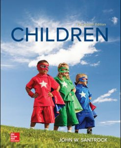 Solution Manual (Download Only) for Children 14th Edition By John Santrock,ISBN 10 1260073939,ISBN 13 9781260073935