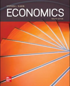 Solution Manual (Download Only) for Economics 12th Edition By Stephen Slavin, ISBN 10: 1259235718, ISBN 13: 9781259235719