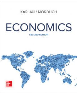 Solution Manual (Download Only) for Economics 2nd Edition By Dean Karlan, Jonathan Morduch, ISBN 10: 1259193144, ISBN 13: 9781259193149